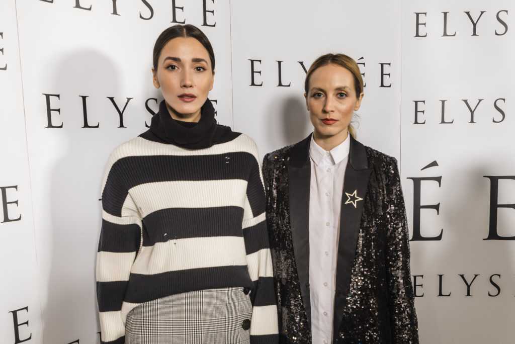 Fabuloasele Diana Enciu si Alina Tanasa