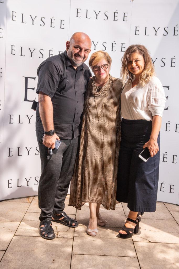 Alin Galatescu, Cristina Stanciulescu si Luana Danet