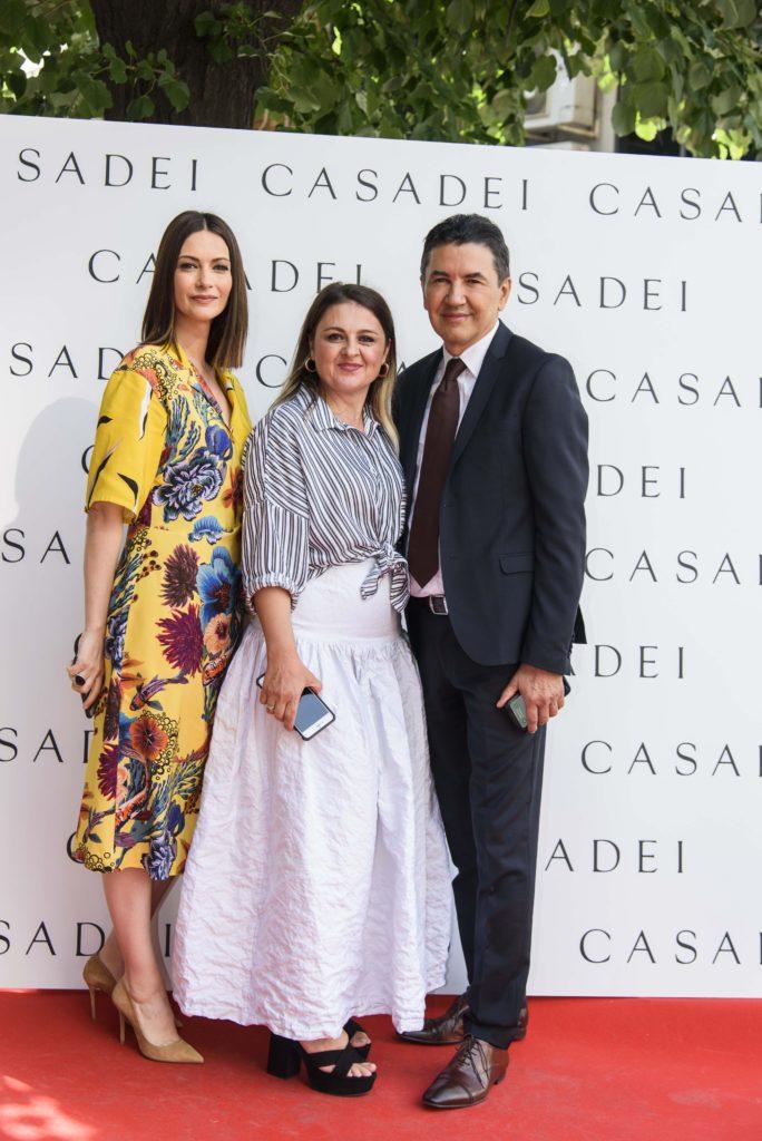 Andreea Berecleanu, Luana Danet si Constantin Stan