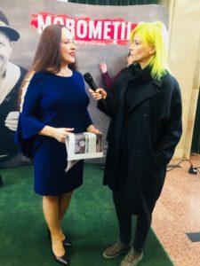 Maria Dragomiroiu si Gianina Corondan