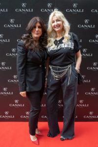 Carmen Seitan (Canali) și Aura Cercel