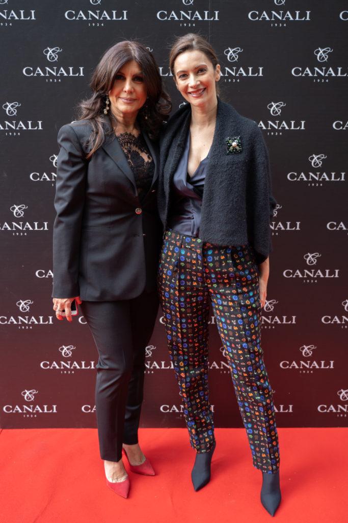 Carmen Seitan (Canali) si Andreea Berecleanu