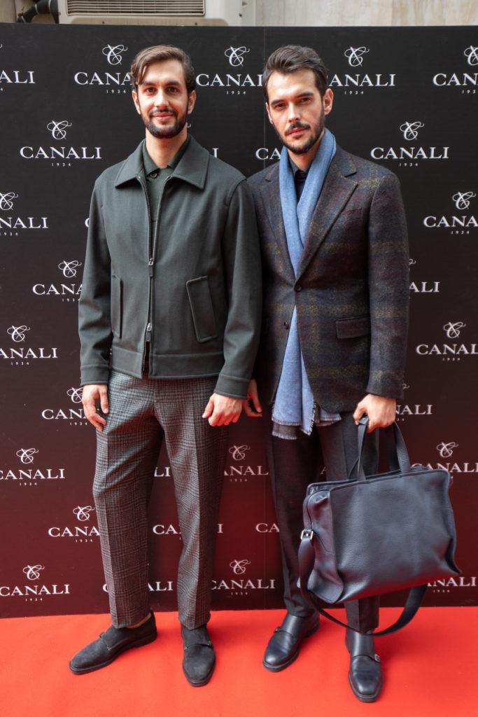 Modele din prezentarea Canali Colectia Toamna Iarna 2018