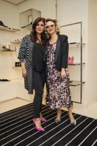 Carmen Seitan (Distinto Couture) si Ana Morodan