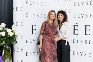 Amalia Enache si Cristina Balan (Elysee)