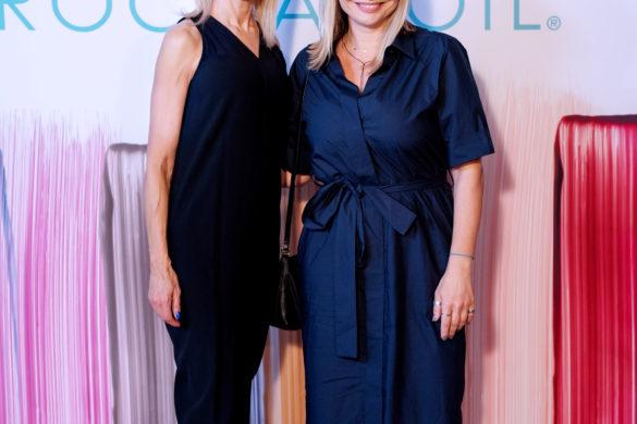 Diana Baicu si Cristina Cioran