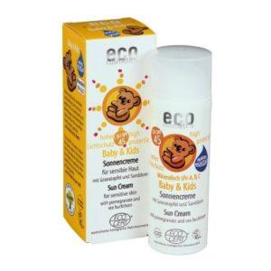 Crema bio protectie solara, SPF 45 – 62,90 lei (organik.ro)