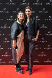 Luana Danet si Andreea Berecleanu