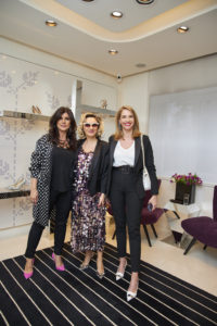Carmen Seitan (Distinto Couture), Ana Morodan si Ileana Badiu
