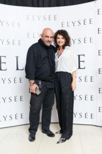 Cristina Balan (Elysee) si Alin Galatescu