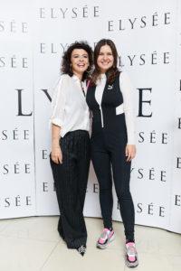 Cristina Balan (Elysee) si Raluca Hagiu (Unica)